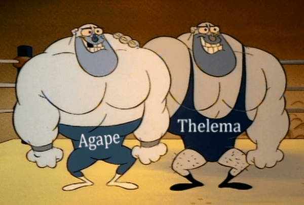 strong Thelemites
