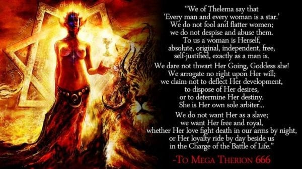 Women In Thelema