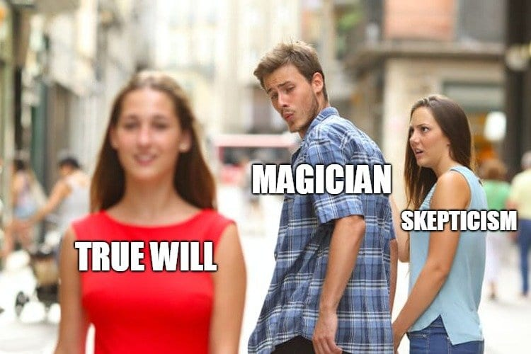 What Do You Think of Magick? Really?